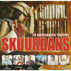 Skuurdans - Various Artists (CD)