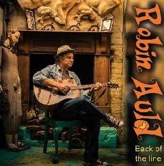 Auld, Robin - Back Of The Line (CD)