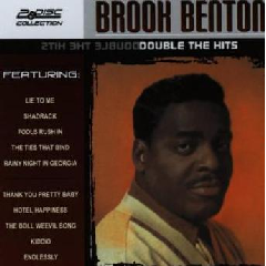 Benton, Brook - Double The Hits (CD)