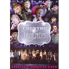 Country Legends - Live At Carnival City - Various Artists (DVD)