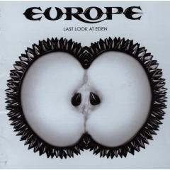 Europe - Last Look At Eden (CD)