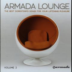 Armada Lounge - Vol.2 - Various Artists (CD)