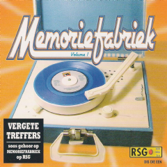 Memoriefabriek - Vol.1 - Various Artists (CD)