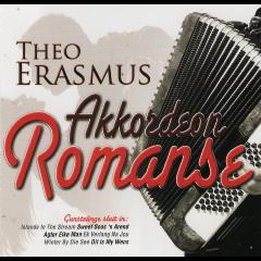 Theo Erasmus - Akkordeon Romanse (CD)