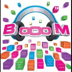 Booom 13 - Various Artists (CD + DVD)