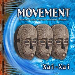 Movement - Xai-xai (CD)
