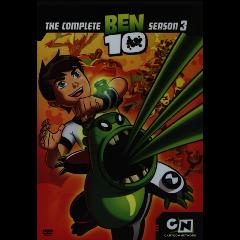 Ben10 Season 3 Complete - Ben10 Season 3 Complete (DVD)