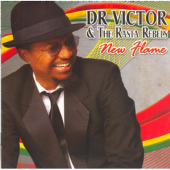 Dr Victor - New Flame (CD)