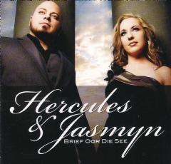 Smith, Hercules / Jasmyn Brief - Brief Oor Die See (CD)