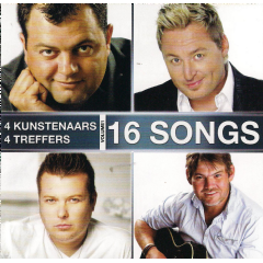 16 Songs - Vol.1 - Various Artists (CD)