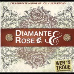 Diamante En Rose - Die Trou Album - Various Artists (CD)