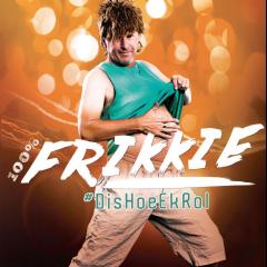 Frikkie - 100% Frikkie #DisHoeEkRol (CD)