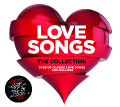 Love Songs - The Collection - Various Artists (CD)