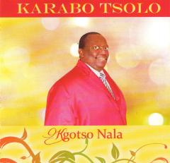 Karabo Tsolo - Kgotso nala (CD)