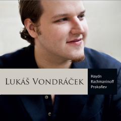 Vondracek, Lukas - Haydn Rachmaninoff Prokofiev (CD)