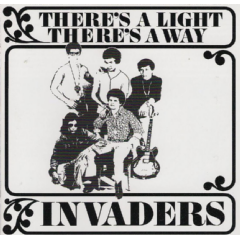 Invaders - There's A Light, There's A Way (CD)