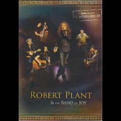 Robert Plant - Live From The Artist's Den (DVD)