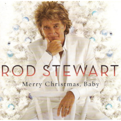 Rod Stewart - Merry Christmas, Baby (CD)