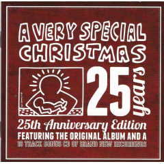 A Very Special Christmas 25th Anniversar - A Very Special Christmas - 25th Anniversary (CD)