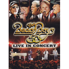 Beach Boys, The - Beach Boys 50 - Live In Concert (DVD)