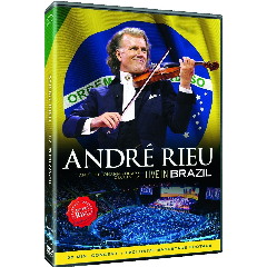 Andre Rieu: Live In Brazil - (Import DVD)