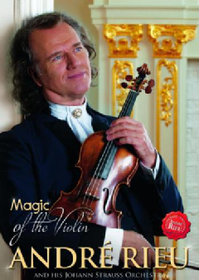 Andre Rieu - Magic Of The Violin (DVD)