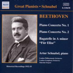Piano Concertos Nos.1 & 2 - Various Artists (CD)