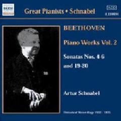 Beethoven - Piano Sonatas Vol.2;Schabnel (CD)