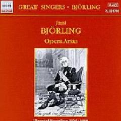 Jussi Bjoerling - Famous Opera Arias (CD)