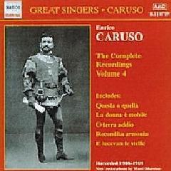 Enrico Caruso - Complete Recordings - Vol.4 (CD)