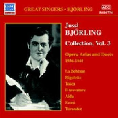 Bjorling, Jussi / Schymberg, Hjordis - Collection - Vol.3 (CD)