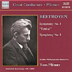 "Berlin Philharmonic Orchestra - Symphonies No. 3 ""Eroica"" & No. 8 (CD)"
