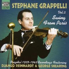 Various - Jazz Legends - Swing From Paris - Original Recordings 1935-43 Vol.2 (CD)