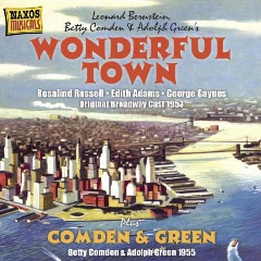 Adams, Edith / Alexander, Cris / Anderson, Delbert / Arndt, Justin - Wonderful Town (CD)