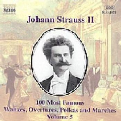 100 Most Famous Works Vol 5 - Various Artists (CD)