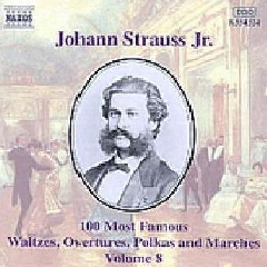 100 Most Famous Works Vol 8 - Various Artists (CD)