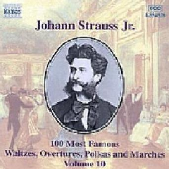 100 Most Famous Works Vol 10 - Various Artists (CD)