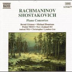 Glemser, Bernd / Houstoun, Michael - Piano Concerto (CD)