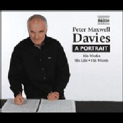 Davies Peter Maxwell - Peter Maxwell-Davies - A Portrait (CD)