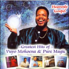 Mokoena Vuyo & Pure Magi - Best Of Vuyo Mokoena & Pure Magic (CD)