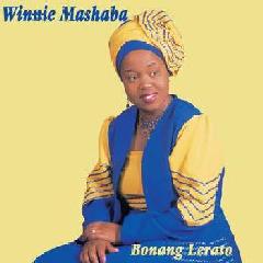 Mashaba Winnie - Bonang Lerato (CD)