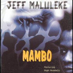 Maluleke Jeff - Mambo (CD)