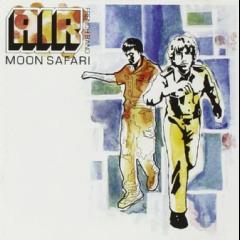 Air - Moon Safari - (EMI Import CD)