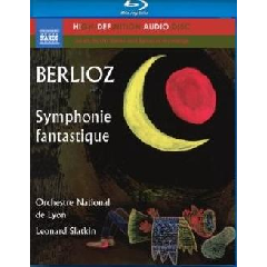 Orch Nat De Lyon/slatkin - Symphony Fantastique (Blu-Ray)
