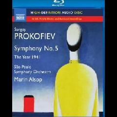 Sao Paulo So/marin Alsop - Symphony No 5 (Blu-Ray)