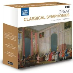 Great Classics: Great Classical Symphoni - Great Classical Symphonies (CD)