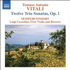 Semperconsort - Trio Sonatas (CD)