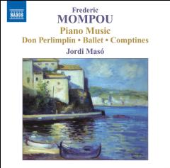 Mompou: Piano Music 5 - Piano Music 5 (CD)