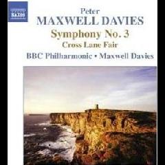 Davies:Symphony No 3 Cross Lane Fair - (Import CD)