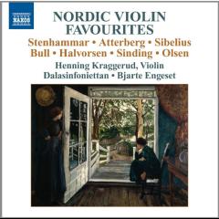 Nordic Violin Favorites:Two Sentiment - (Import CD)